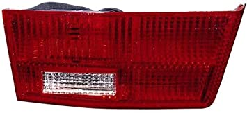 Depo 317-1324L-AC Honda Accord Driver Side Replacement Backup Light Assembly HO2800161C
