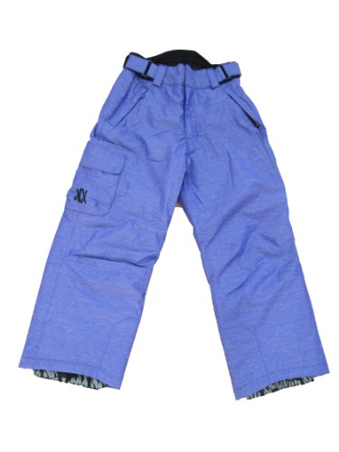 Volki Snow Pants Cargo Junior Girls Size 8 Deep Purple by Volki