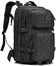 Coolton Tactical Backpacks,Multicam Military Army Molle for Hiking, Camping, Hunting