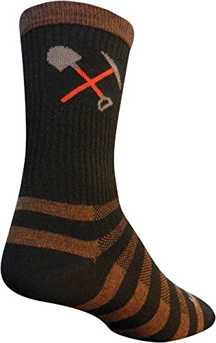 - SockGuy Trail Work Wool Sock One Color, L/XL - Men's
