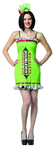 wrigleys-doublemint-dress