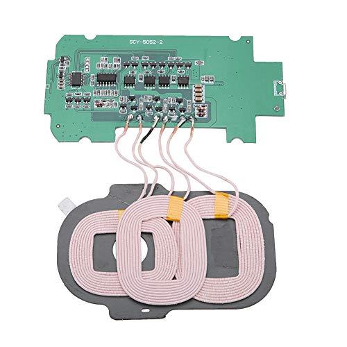 Cargador Inalambrico Celular - Modulo 3 Bobinas