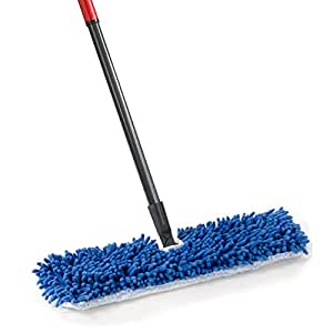 Vileda Microfibre Flip Mop Damp Dry All Surface Mop
