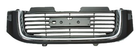 (OE Replacement GMC S15 Jimmy/Envoy Grille Assembly (Partslink Number GM1200504))