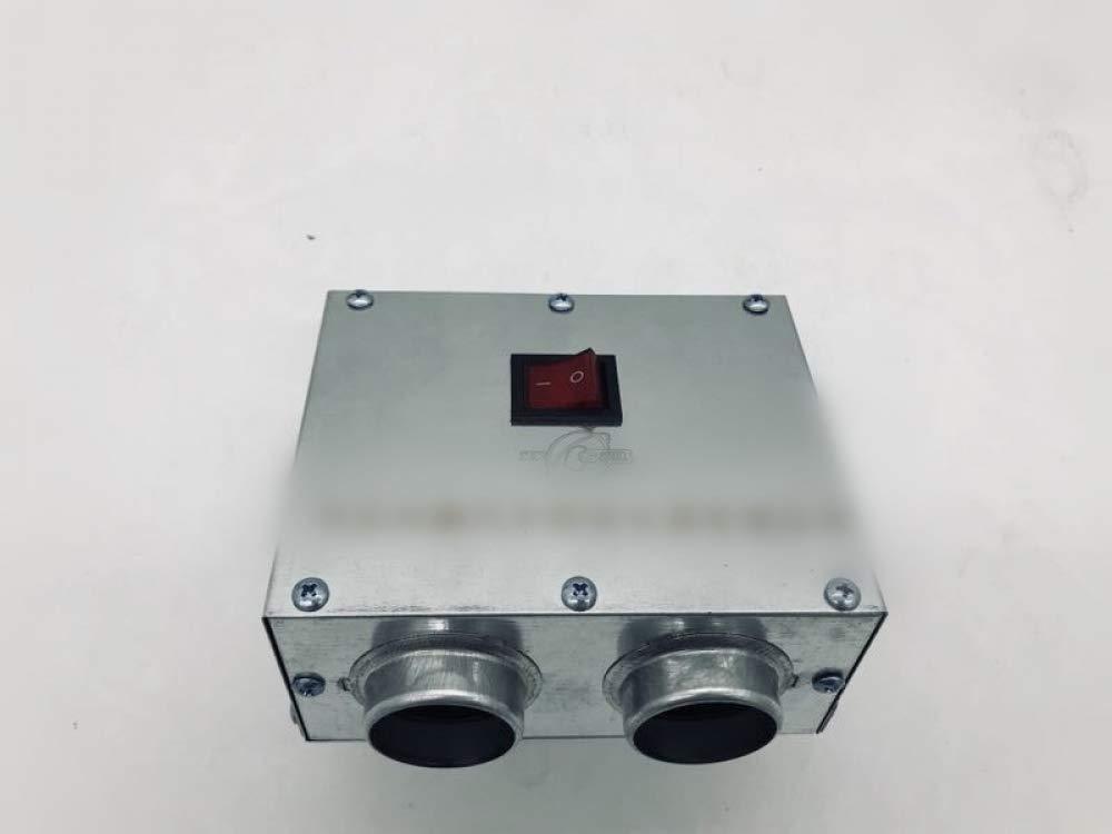 Acquisto QFHWH 12 60 W 100 120 C Auto antiappannamento Sbrinamento Demist Sbrinamento Riscaldamento Elettrico istantaneo Riscaldatore Ventole al tungsteno wswitch 24 v Opzionale Prezzi offerte