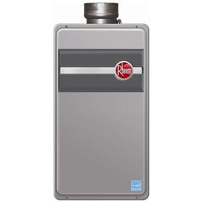 Rheem RTG-84DVP Low Nox Direct Vent Tankless Water Heater Liquid Propane Energy Star 8.4 GPM