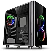Centaurus Polaris 4T83 Gaming PC - Intel i7-8700K Six-Core 4.7GHz OC, 32GB RAM, Nvidia GTX 1080 Ti 11GB, 512GB NVMe SSD + 3TB HDD, Liquid Cooled, Windows 10, Tempered Glass, RGB, WiFi. 4K Gaming PC