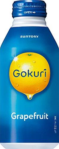 Suntory Gokuri grapefruit 400g ~ 24 this