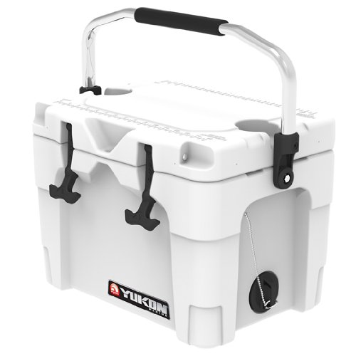 - Igloo Products 00043804 Sportsman Pro Cooler, White, 20 quart