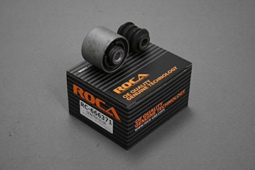 Lateral Link Bushing (ROCA Replacement Part - Nissan Sentra 2000-2006 Rear Lateral Link Bushings DS+PS)