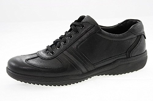 ara Mens Brogues black 11-20007-01 SCHWARZ,ANTHRAZ