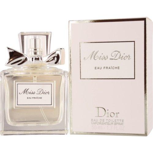 Christian Dior Miss Dior Eau Fraiche for Women-1.7-Ounce EDT Spray 224065