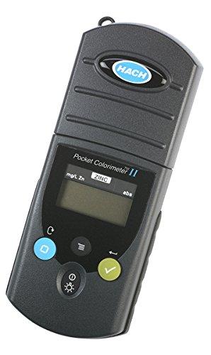 Hach 5870009 Pocket Colorimeter II, ()