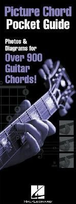 ([(Picture Chord Pocket Guide )] [Author: Hal Leonard Publishing Corporation] [Mar-2010])