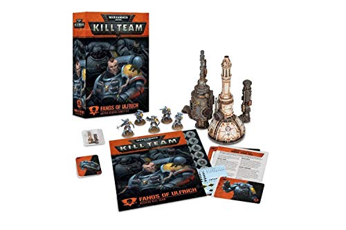 Kill Team Fangs of Ulfrich Warhammer 40,000
