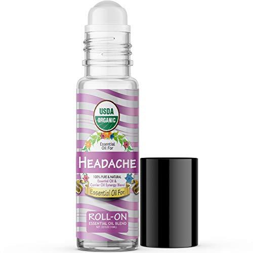 Essential Oil Headache USDA Organic product image