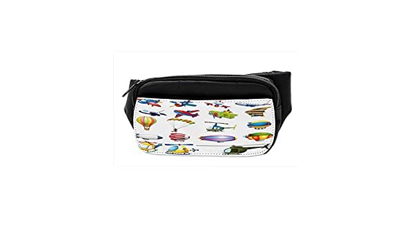 Ice Cream Koala Sport Waist Bag Fanny Pack Adjustable For Travel