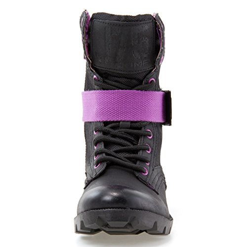 J75 De Jump Mujeres Strong Bota Black Purple