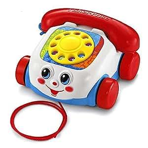 Amazon.com: Teléfono de juguete Fisher-Price ...