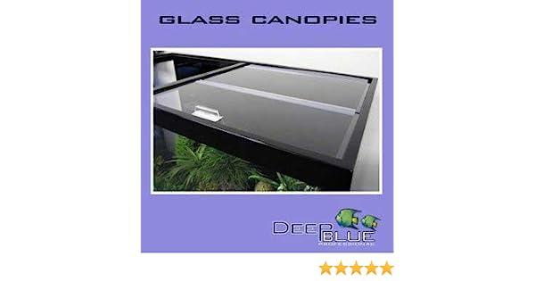 Perfecto Manufacturing R01929 Glass Canopy Aquarium 48-Inch