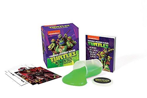 (Teenage Mutant Ninja Turtles: Mutagen Ooze and Illustrated Book (Miniature Editions))
