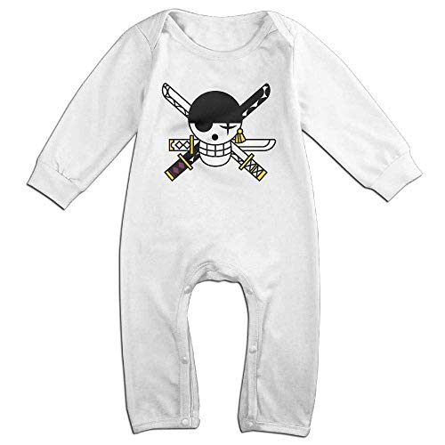 Pirate Warriors Retro Baby Climbing Clothing Long Sleeve Garment ()