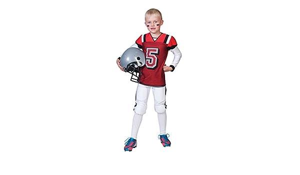 Disfraz de jugador de futbol americano niño - 4 - 6 años: Amazon ...