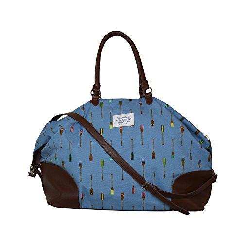 Sloane Ranger Oars Carry-on Weekender Travel Tote Bag by Sloane Ranger