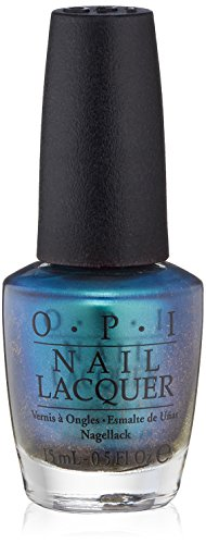 OPI Nail Lacquer, This Color's Making Waves, 0.5 fl. (Midnight Nail Lacquer)