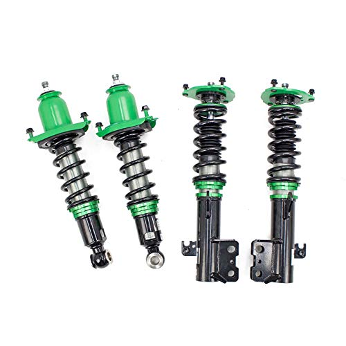 R9-HS2-064_3 made for Toyota Corolla Sedan (E170) 2014-19 Hyper-Street II Coilovers Lowering Kit by Rev9, 32 Damping Level ()