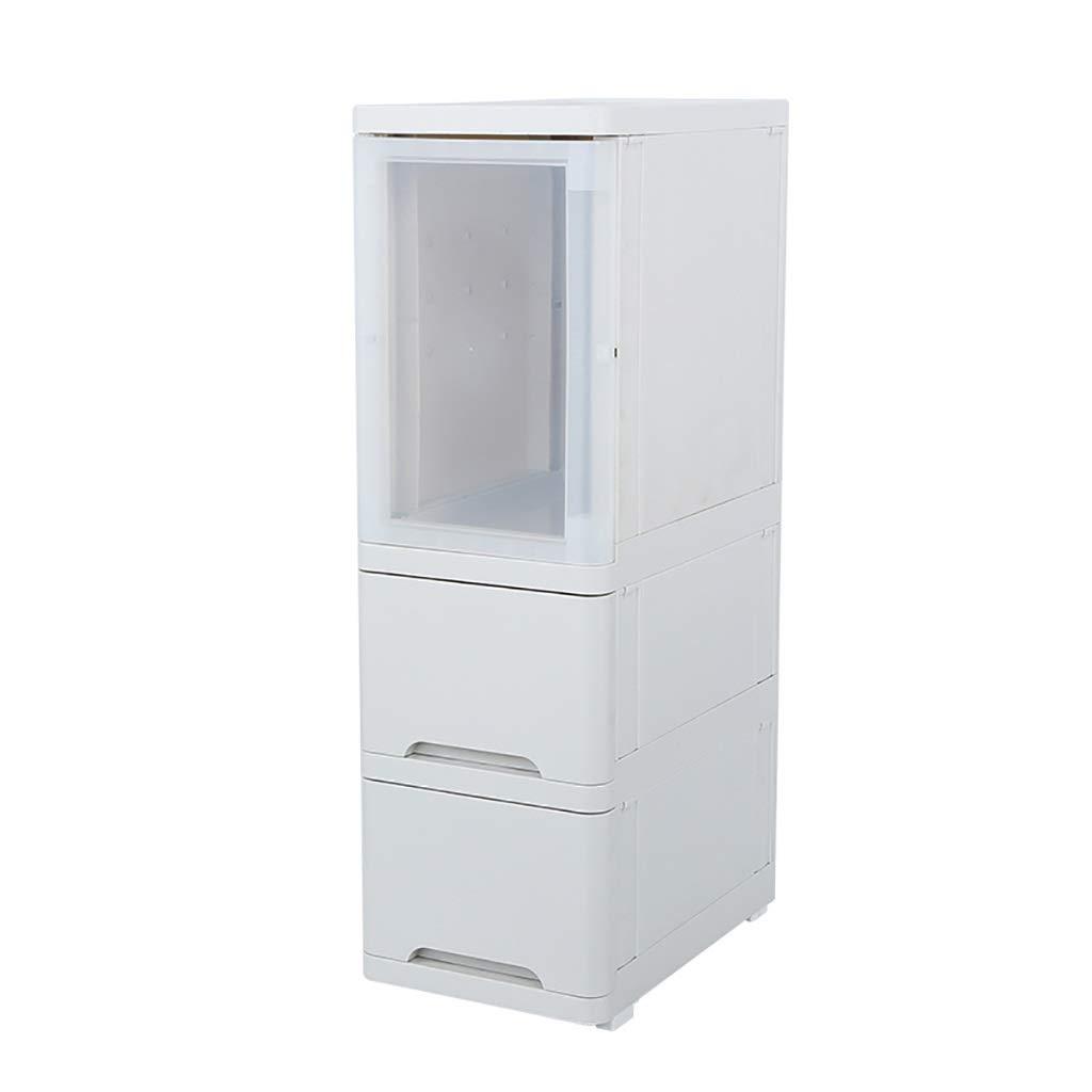 B Kitchen Bathroom Cabinet Organizer Landing Rack, Large Plastic Frame (Size   B)