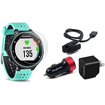 Amazon.com: Garmin Forerunner 235 (Marsala) GPS Running ...