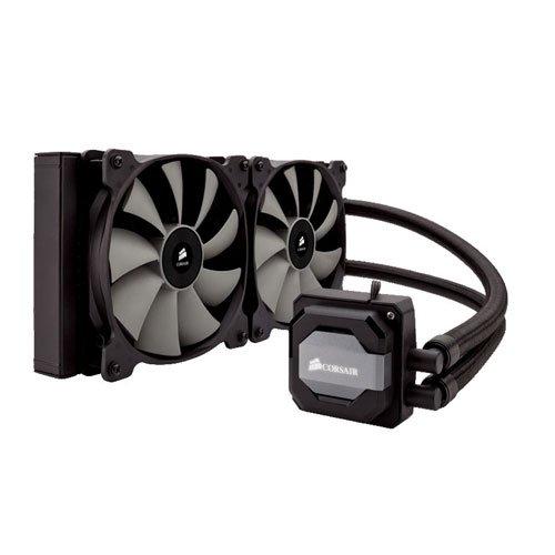 Corsair Hydro Series H110i GT High Performance 280mm Liquid CPU Cooler by Corsair