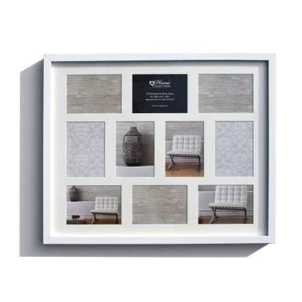 Wooden picture Frame Black / White / Ash / Brown (White, 16 x 20 ...