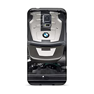 New Fashion Premium Tpu Case Cover For Galaxy S5 - Bmw 6 Series Engine