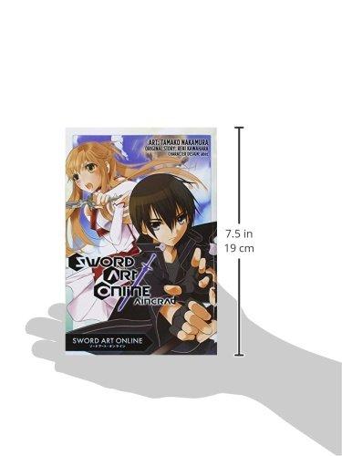 Sword Art Online: Aincrad - manga (Sword Art Online Manga)