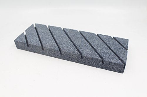 Flattening Stone - Flattening Stone the Ideal Option to Repair Sharpening Stones - Waterstones or Whetstone Sharpening Tool for Quick and Easy Grinding Nagura Stone with the Surface of Grit Silicon Carbide