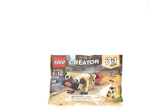 Used, LEGO Creator 3 in 1 Pug, Turkey, and Koala Bear (30542) for sale  Delivered anywhere in USA