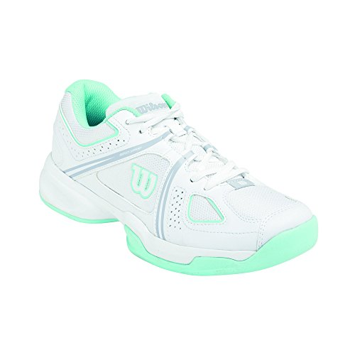 white Femme White Ice Wilson Multicolore Mehrfarbig Woman Envy Mint De Tennis Baskets Nvision 7vqxzvwYB