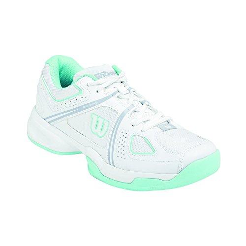 Mehrfarbig white Multicolore Femme De Nvision Baskets Ice White Envy Wilson Tennis Woman Mint TqzS8