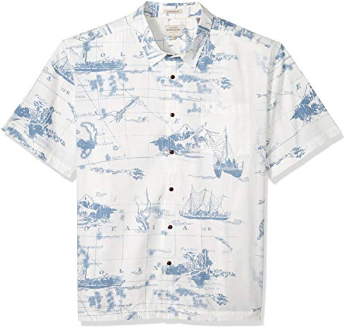 Quiksilver Mens Pacific Seas Shirt