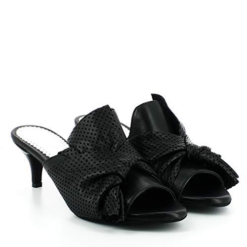 Divine Noir Femme Noir Sandales Noir Follie Sandales Sandales Follie Divine Follie Femme Divine Femme Yq5pU