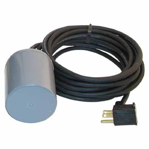 (Ez-Flo 95095 Zoeller Piggyback Variable Level Float Switch - Switch Mate)
