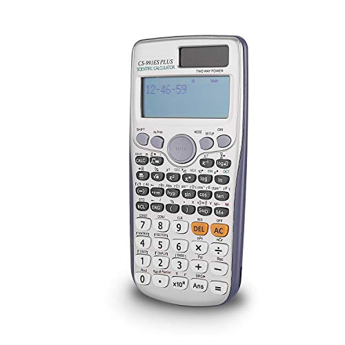 Electronic Scientific Calculators, Professional Full Funtion Calculator for College Student Middle School Student by ASLD (Image #2)
