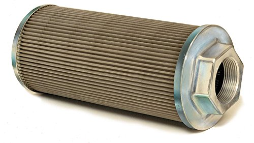 Flow Ezy Filters, Inc. 75 2-1/2 60 RV3 All Metal Suction Strainer, Cast Aluminum Connector End, 75 GPM, 2-1/2'' Female NPT, 60 Mesh Size, 3 PSI Relief Valve by Flow Ezy Filters, Inc.