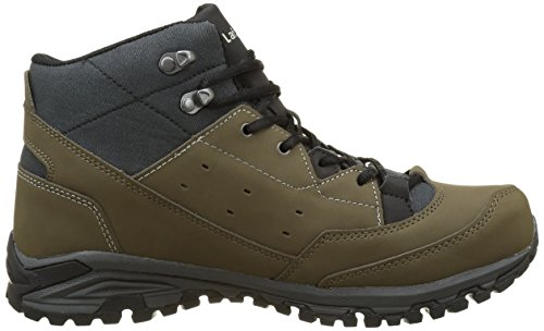 Lafuma M Aneto Mid Cli, Scarponcini da Camminata ed Escursionismo Uomo Marron (Major Brown)