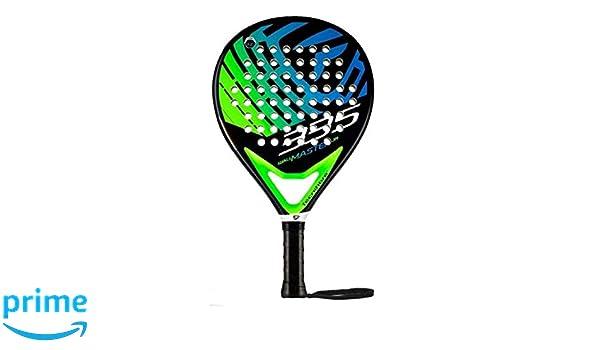 Tecnifibre Pala Pádel Wall Master Junior 335 2019: Amazon.es: Deportes y aire libre