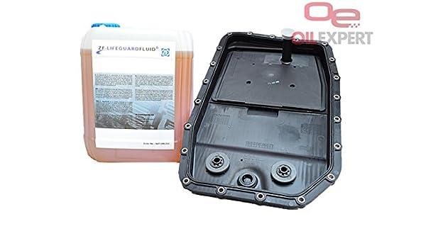 Genuine ZF 6hp26 líquido de transmisión Caja de cambios automática ...