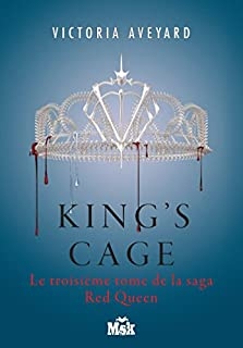 Red queen 03 : King's cage