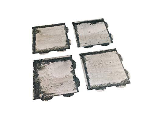 1/12 ペーパージオラマ ジョイントマット コンクリート板A 「PEPATAMAシリーズ」の商品画像